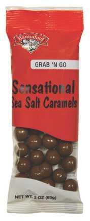 Hannaford Grab 'n Go Sea Salt Caramelettes