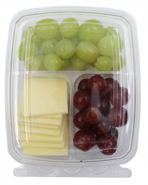 Snack Pals Grapes & Cheese