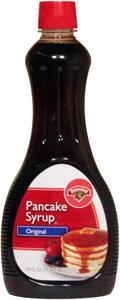 Hannaford Regular Pancake Syrup