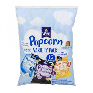 Wise Popcorn Variety Pack
