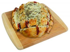 Pepperoni Party Bread