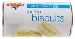 Hannaford Jumbo Buttermilk Biscuits