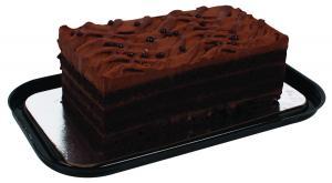 Seriously Chocolate Ganache Bar Square