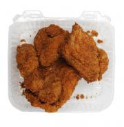 Hand Battered 4-Piece Fried Chicken - Cold