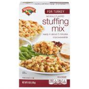 Hannaford Turkey Stuffing Mix