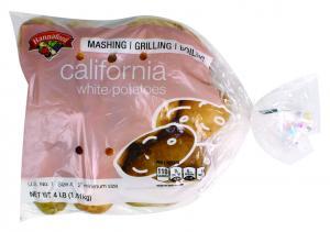Hannaford California White Potatoes