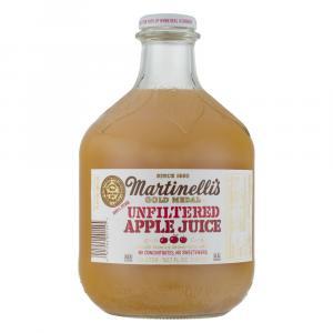 Martinelli's Unfiltered Apple Juice