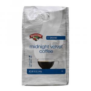 Hannaford Midnight Velvet Ground Coffee
