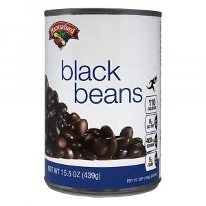 Hannaford Black Beans