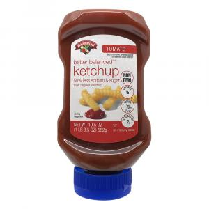 Hannaford Low Sodium Ketchup
