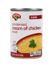 Hannaford Classic Condensed Cream of Chicken Soup