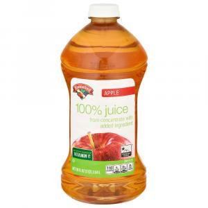 Hannaford 100% Apple Juice