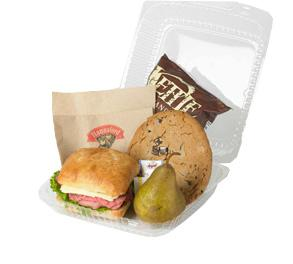Roast Beef Rustica Premium Boxed Lunch