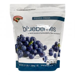 Hannaford Blueberries