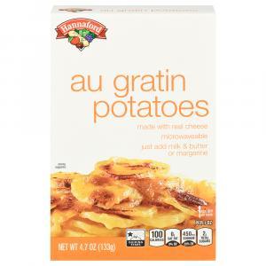 Hannaford Au Gratin Potatoes