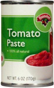 Hannaford Tomato Paste