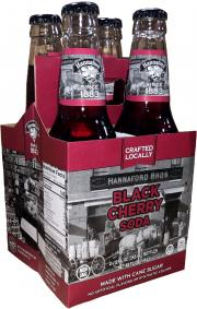 Hannaford Black Cherry Soda