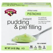 Hannaford Pistachio Instant Pudding