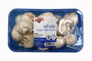 Hannaford White Mushrooms