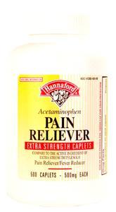 Hannaford Non-aspirin Extra Strength Caplets