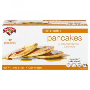 Hannaford Buttermilk Pancakes