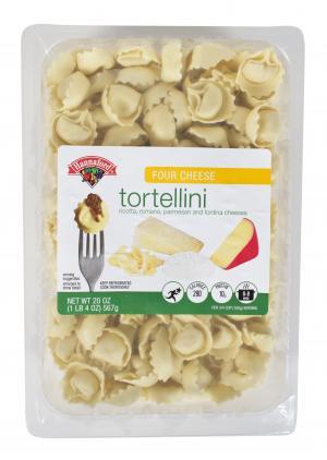 Hannaford Four Cheese Tortellini