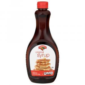 Hannaford Original Pancake Syrup