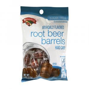 Hannaford Sugar Free Root Beer Barrels Hard Candy