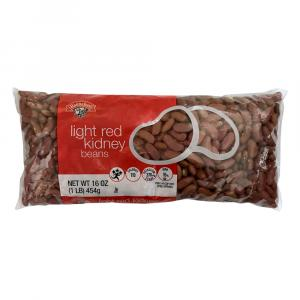 Hannaford Dried Light Red Kidney Beans