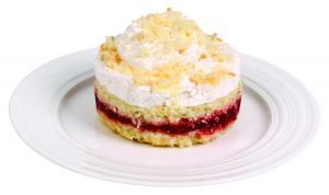 Strawberry Shortcake Bowl
