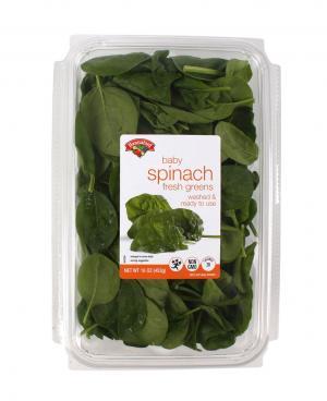 Hannaford Baby Spinach