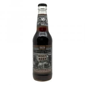 Hannaford Root Beer Soda Single
