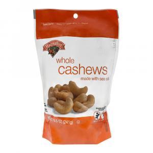 Hannaford Whole Cashews