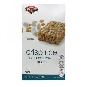 Hannaford Crispy Rice Marshmallow Treats