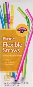 Hannaford Flex Straws