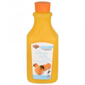 Hannaford Light Orange Juice Beverage