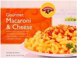Hannaford Gourmet Macaroni & Cheese