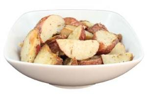 Roast Red Potatoes Cold