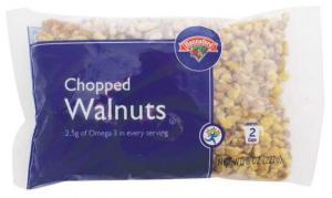 Hannaford Chopped Walnuts