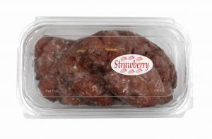 Jumbo Strawberry Fritters