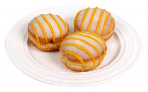 Lemon Filled Donuts