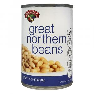 Hannaford Great Northern Beans