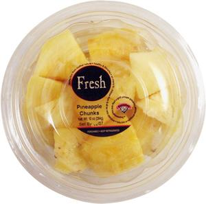 Hannaford Golden Pineapple Chunks
