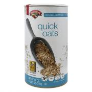 Hannaford Quick Oats