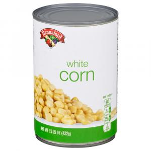 Hannaford Whole Kernel White Corn