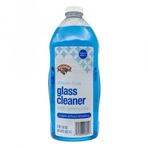 Hannaford Glass Cleaner Refill With Ammonia