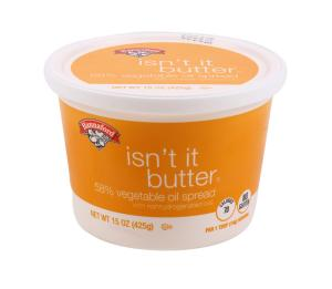 Hannaford No Gluten 45% Vegetable Oil Buttery Spread