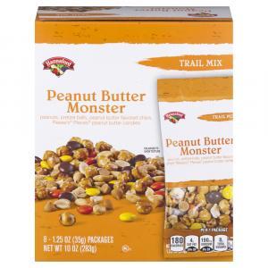 Hannaford Peanut Butter Monster Trail Mix