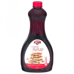 Hannaford Original Syrup