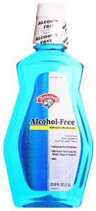 Hannaford Alcohol Free Antiseptic Mouth Rinse